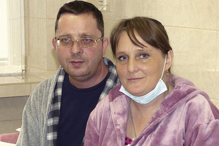 Подарував дружині… свою нирку. Апровели пересадку ковельські лікарі
