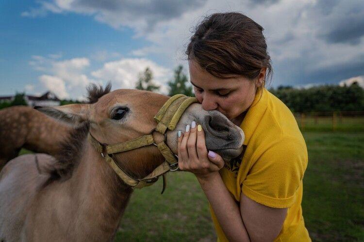 «Коні класні тим, що вони дуже чесні»: як дике лоша у Чорнобилі врятували тонни любові