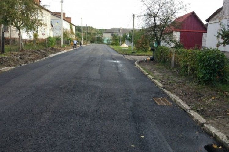 Де на Ківерцівщині дороги стали кращими?