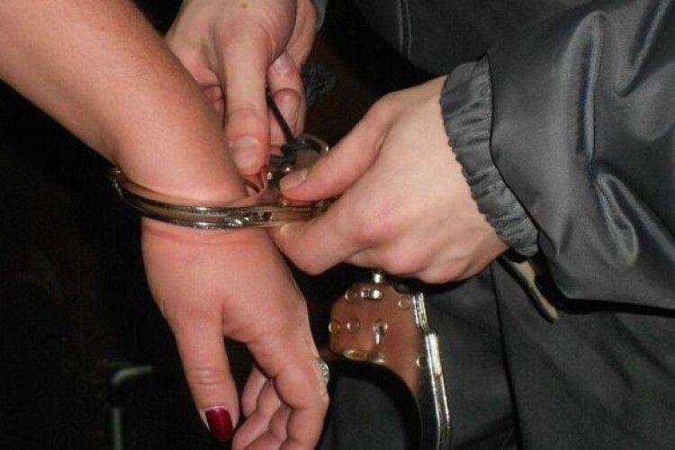 Гвардійці затримали жінку-бойовика ЛНР