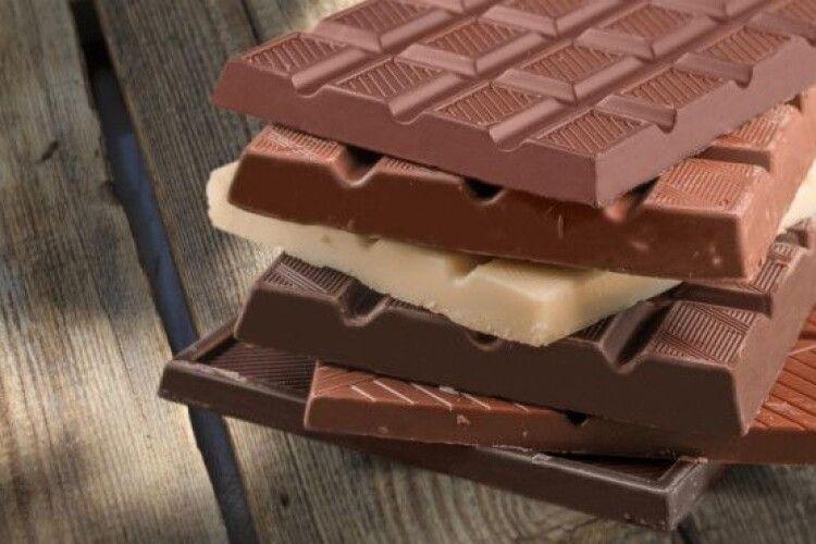 Українці почали більше їсти шоколаду