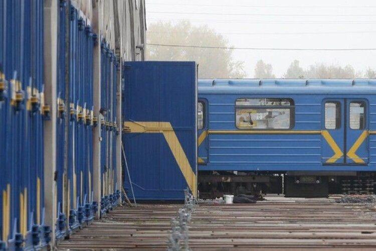 Як ходитимуть поїзди в Києві під час локдауну