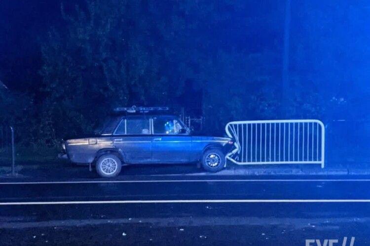 На Волині авто на смерть збило пішохода на переході (Фото 18+)