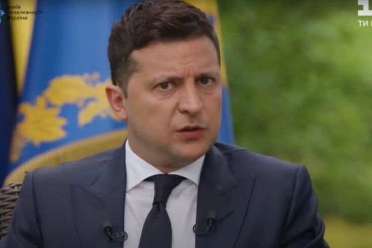 Зеленський нагородив орденом поплічника Януковича, який називав учасників Революції Гідності «терористами»