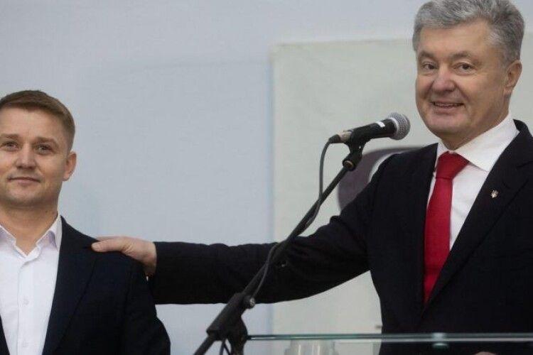 Петро Порошенко привітав Олександра Третяка з перемогою на виборах міського голови Рівного