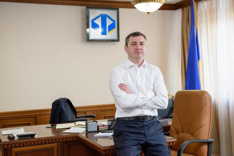 Голова Фонду держмайна подав у відставку