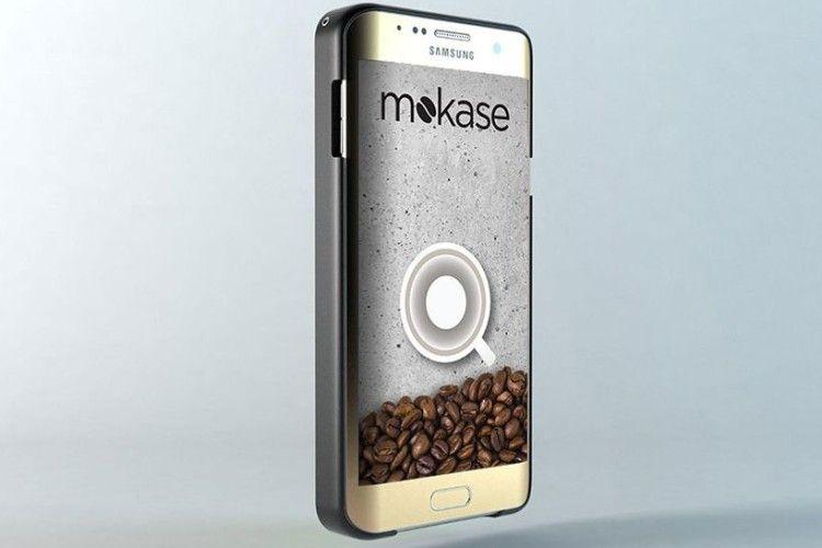 З'явився чохол для смартфонів, який заварює каву!