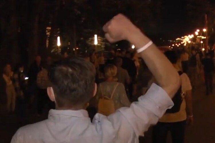 Рівненський гурт записав пісню на підтримку жителів Білорусі