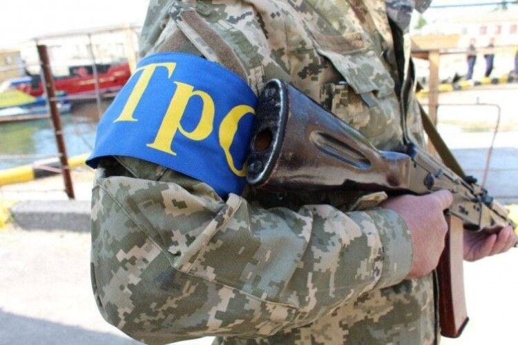 На півдні України мобілізують прикордонні загони тероборони