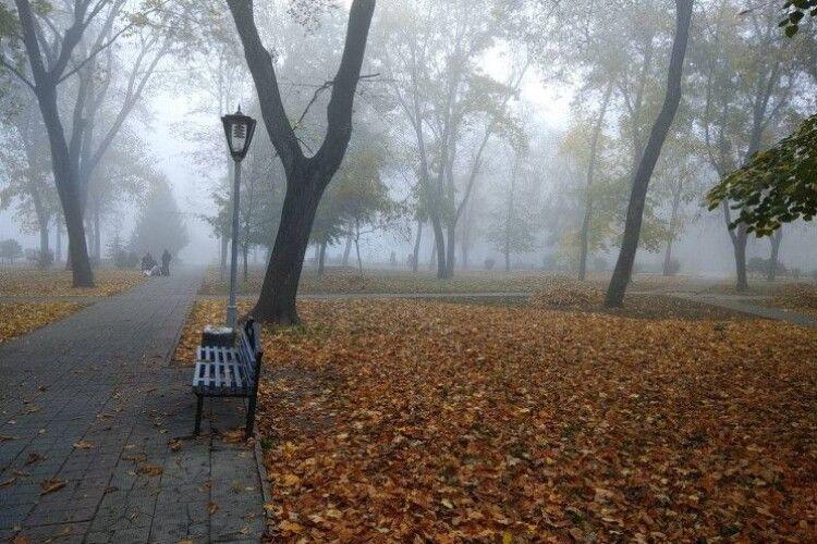 Погода на суботу, 7 листопада: без опадiв, вночi та вранцi мiсцями туман