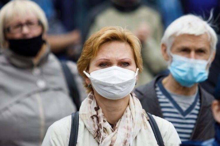 Коронавірус в Україні: за минулу добу понад 12 тисяч нових інфікованих. Де найбільше