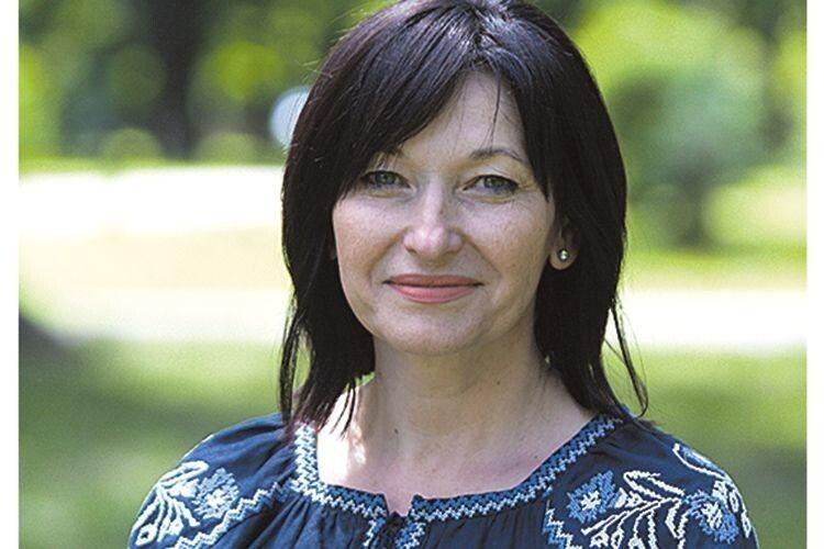 Ірина Констанкевич отримала звання «Заслужений працівник освіти України»