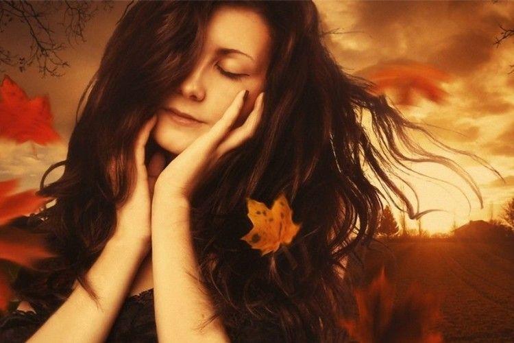 Ліричний сюжет: Жінка-осінь