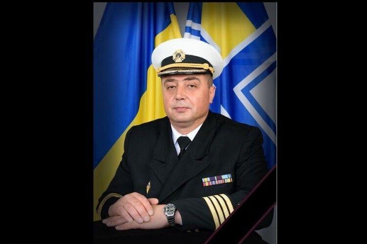 На Волині загинув колишній заступник командира 51 ОМБР