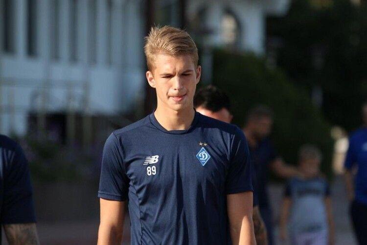 Владислав Супряга повернеться в СК «Дніпро-1» на правах оренди
