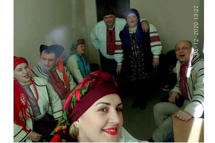 «Поліські веретена» із Каменя-Каширського заколядують на всю Україну
