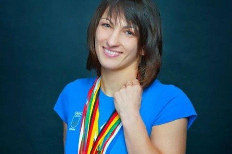 Спортсменка з Волині завоювала бронзу на Гран-Прі у Франції
