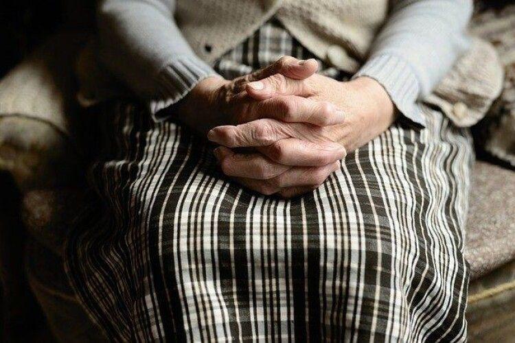 Історія однієї бабусі: «Журавлина не для журби»