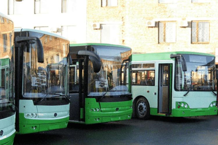 Працівники луцького заводу «Богдан Моторс» навчають працівників тролейбусного депо Харкова