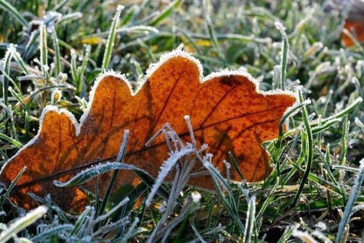 Погода на п'ятницю, 8 жовтня: вночі на Волині вже братиме легенький морозець