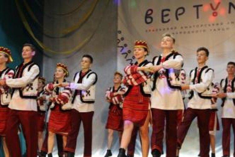 Волинські «Вертуни» відзначили 10-річний ювілей святковим концертом (Фото)