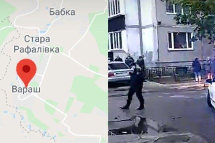 На Рівненщині поліцейський стріляв у пса, якого спустив на нього власник