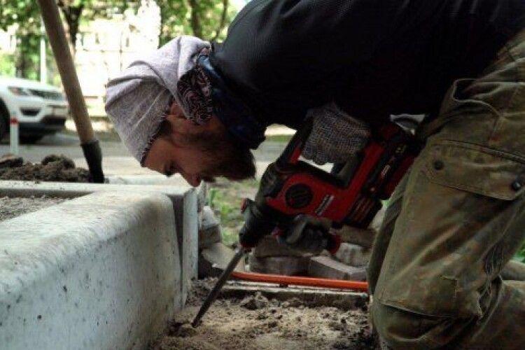 У Броварах 7 годин рятували забетонованих їжаків (Фото)