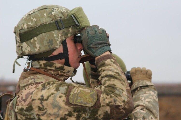 У штабі ООС стверджкють, що протягом доби на усіх ділянках фронту спостерігалася тиша