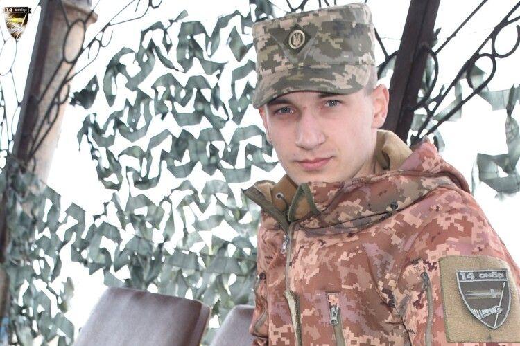 Рятуючи побратима, втратив ногу, але повернувся на війну: історія офіцера з Ківерцівщини