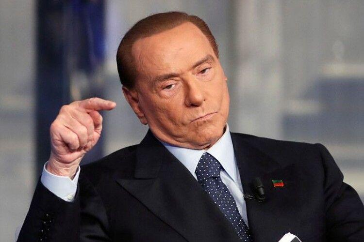 Сільвіо Берлусконі терміново шпиталізували: проблеми із серцем