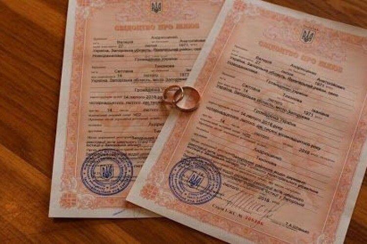 Які документи потрібні для укладення шлюбу з іноземцем в Україні