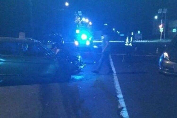 Медики повідомили про стан чотирьох постраждалих в ДТП у Гірці Полонці