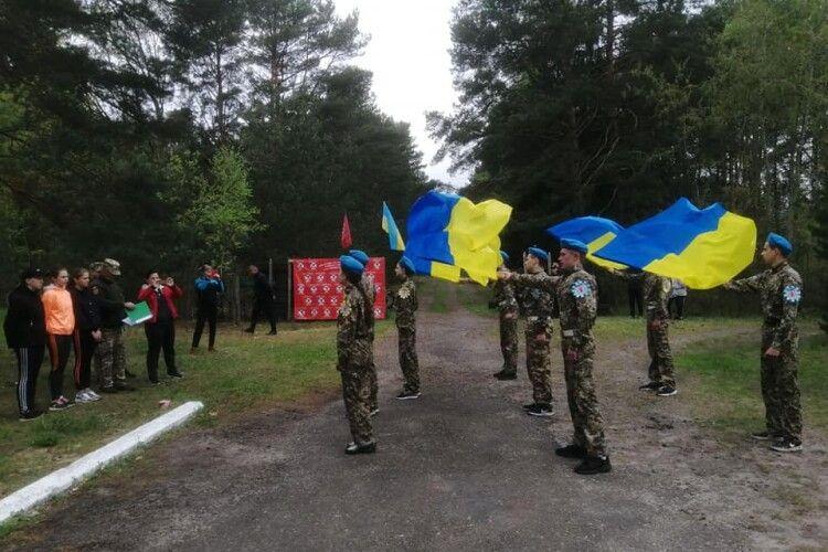 Відбувся півфінал обласного етапу Всеукраїнської дитячо-юнацької військово-патріотичної гри «Джура»