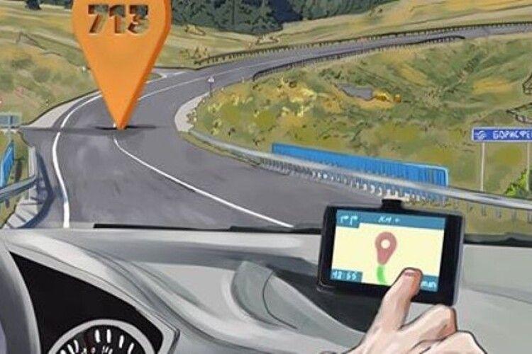 Укравтодор запустив для водіїв спеціальний сервіс для відстеження доріг. Як це працює