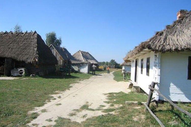 Музей–скансен в Рокинях передадуть у власність Луцька
