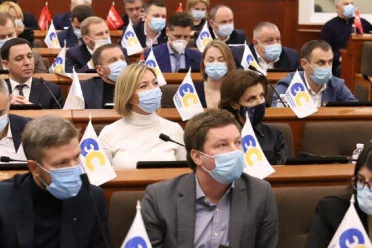 «ЄС» у Київраді не підтримала бюджет на 21 рік, бо він містить корупційні ризики і не відповідає потребам часу – Ємець