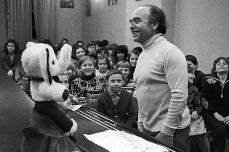 У США помер дитячий композитор Володимир Шаїнський