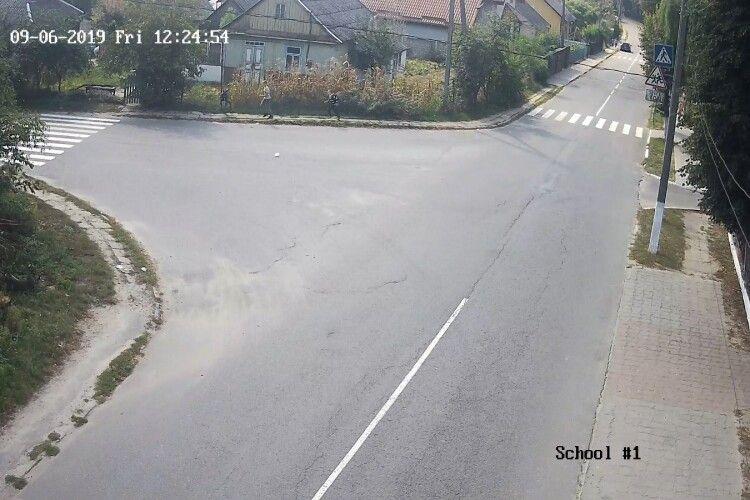 Порушення порядку на вулицях Рожища контролюватимуть відеокамери