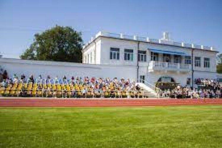 Місто на Волині прийматиме спортсменів міжнародного рівня