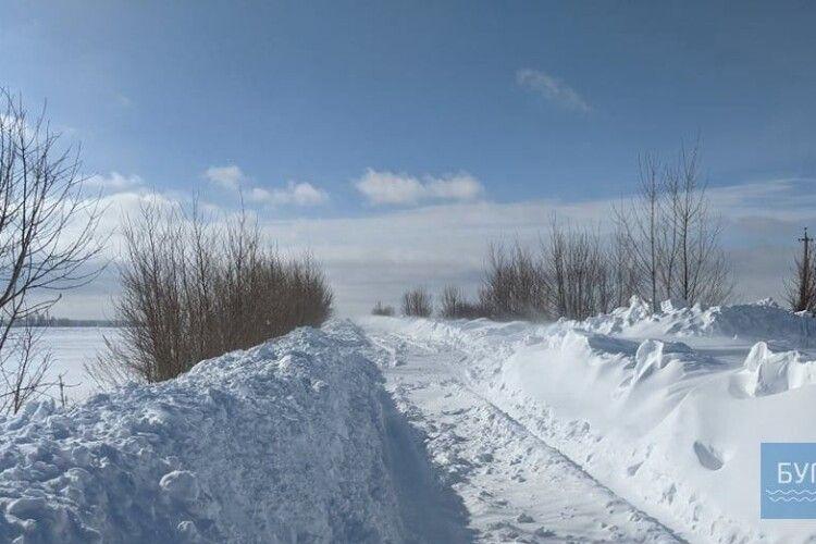 Волинянка, яку знайшли замерзлою біля села, не дійшла додому 300 метрів