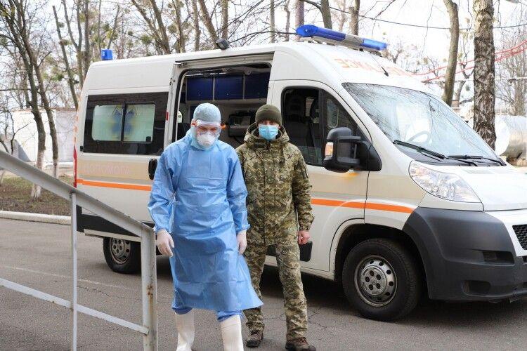 У Держприкодонслужбі 11 осіб хворіють на COVID-19