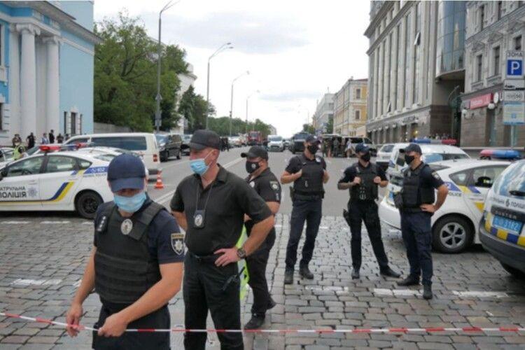 Вслід за луцьким і полтавським «київський терорист» погрожує підірвати людей