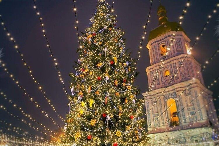 Якою буде головна ялинка країни, або як у Києві гулятимуть Новий рік
