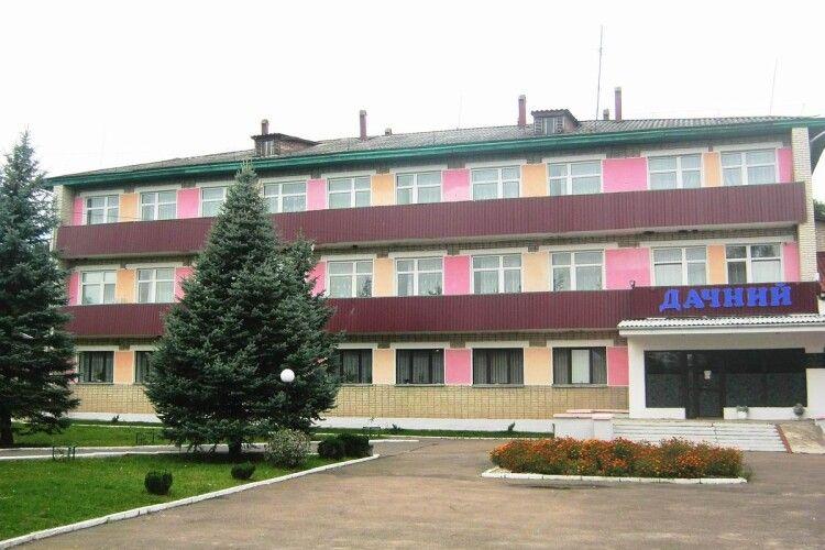 Студенти Ківерцівського медколеджу відвідали маленьких пацієнтів у санаторії «Дачний»