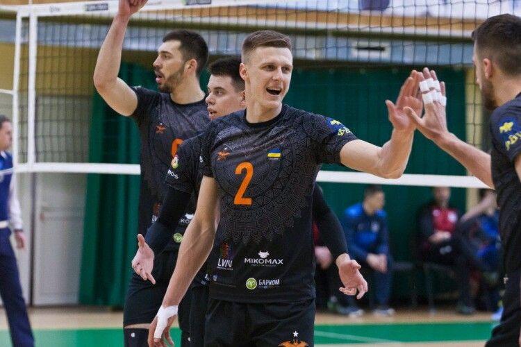 Волейболіст з львівського клубу перейшов в російський