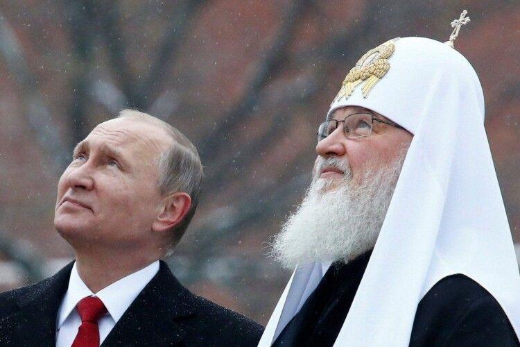 Путін злякався корнавірусу і не прийшов до Кирила на Всеношну