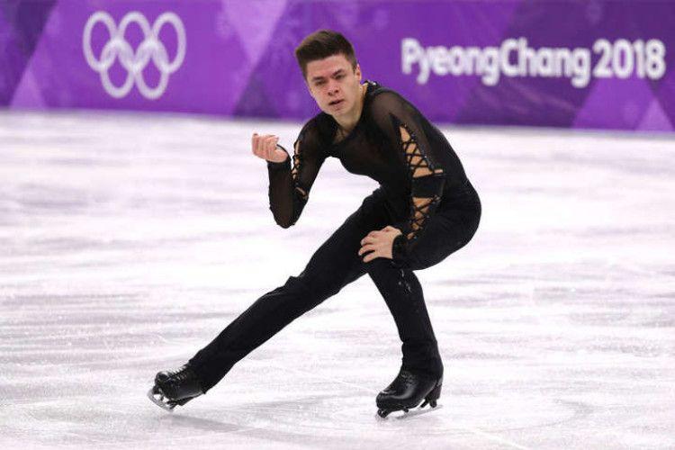 Український фігурист у Пхьончхані впевнено посів перше місце – з кінця…