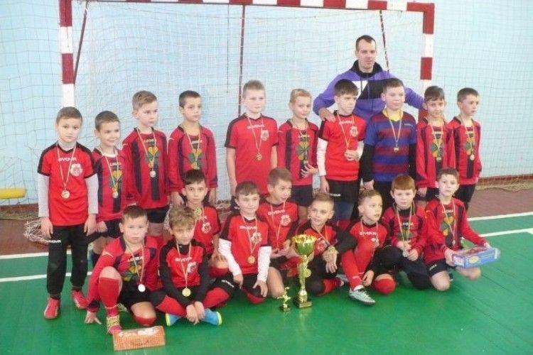 Нововолинські спортсмени – футбольні чемпіони!