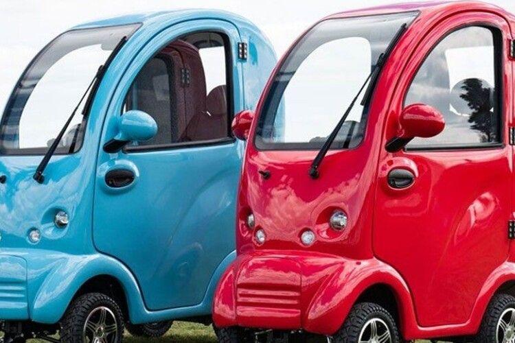 Електромобіль можна придбати за... 100 доларів