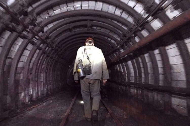 На нововолинських шахтах вугілля недобувають
